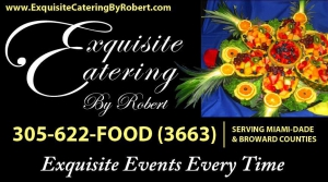 Exquisite Catering by Robert